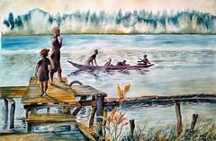 El paisaje en la figura 2 (benilder) Tags: acuarela watercolor watercolour aquarelle paisaje landscape paysage figurahumana figurehumaine ingegration acuarelistasavanzados benilde