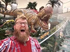 Studio City Macau - T-Rex Attack (mr.gibbygibster) Tags: studiocity macau trex tyrannosaurusrex dinosaur attack