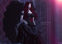 #Look-94 (Aghata Darkwatch (Blogger)) Tags: justbecause collabor collabor88 c88 scandalize supernatural truth accessories gift groupgift free