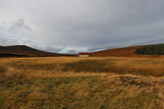 Remoteness of Lonely (steve_whitmarsh (catching up after India)) Tags: aberdeenshire scotland scottishhighlands highlands cairngorms landscape mountain hills topic abigfave glengeldie