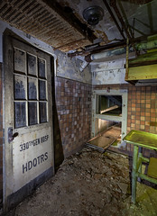 """Abandoned Morgue • <a style=""""font-size:0.8em;"""" href=""""http://www.flickr.com/photos/25078342@N00/48942401967/"""" target=""""_blank"""">View on Flickr</a>"""