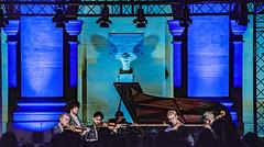 15-Le quatuor Yako et Simon Ghraichy piano (Alain COSTE) Tags: paris france institutdefrance concertbaroque