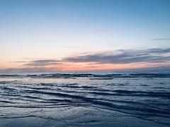 Setting Sun on a low tide (geofwotwot) Tags: blonevillesuremer beach sunset seascape sea peace water nature landscape