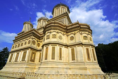 Curtea de Argeș Cathedral, Romania