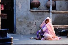 India- Rajasthan- Chanod (venturidonatella) Tags: india rajasthan chanod asia persone people gentes gente colori colors nikon d300 nikond300 portrait ritratto sorriso smile emozioni emotion