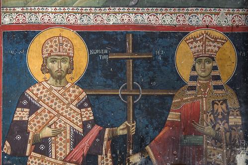 Saints Constantine and Helena