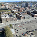 WSDOT Photo: Aerial view of Pioneer Square after demolition