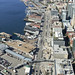 WSDOT Photo: Aerial view of Seattle's waterfront after viaduct demolition