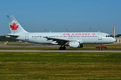 C-FDSU (Air Canada) (Steelhead 2010) Tags: yul creg cfdsu airbus a320 a320200 aircanada