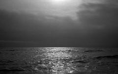 Ocean of dreams (Rosenthal Photography) Tags: dänemark asa400 epsonv800 ff135 washiz400 urlaub houvig rodinal12521°c7min 20190906analog ilfordrapidfixer rotfilter olympus35rd nordsee kleinbildformat ocean sea northsea seascape landscape mood summer august denmark beach strand coast blackandwhite dreams olympus olympus35 35rd fzuiko zuiko 40mm f17 washi filmwashi washiz rodinal 125 14 ilford rapid fixer epson v800