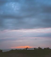 Terschelling (Anchye) Tags: terschelling waddeneiland strand water sand beach lovethesea loveholland waddenzee noordzee bankje uitzicht zonsondergang sunset
