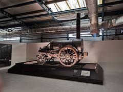 Rocket (Dan-Piercy) Tags: rocket york railwaymuseum