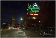 Old Town -  Portland, Oregon (Tom Mortenson) Tags: oregon portland usa america northamerica city cityscape pacificnorthwest sign street night evening canon canon6d canoneos portlandoregon geotagged digital neonsign