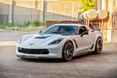 cray-corvette-isurus-forged-wheels-chevrolet-c7-grand-sport-matte-black-forged-rims - 01