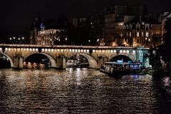 03-Pont neuf et l'île de la Cité (Alain COSTE) Tags: paris france laseine pontdesarts