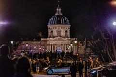 01-Pont des Arts et Institut de France (Alain COSTE) Tags: paris france institutdefrance pontdesarts