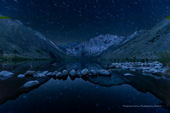 PV0_2230 (PrashantVerma) Tags: california usa eastern sierra convict lake 395 monocounty longexposure slowshutter landscape water mountain stars trail reflection night nightscape canon 5d prashantvermaphotography