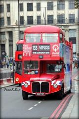 ... RedBus (FranK.Dip) Tags: frankdip londra london bus autobus red