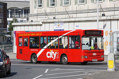 Photo of Plymouth Citybus 252 LX05 EYY