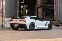 cray-corvette-isurus-forged-wheels-chevrolet-c7-grand-sport-matte-black-forged-rims - 03