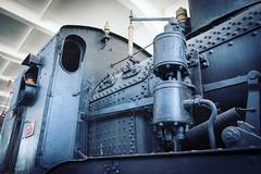 Museo ferroviario Lecce (Shooting in RAW) Tags: 28 ff nikon lecce museo stazione treni
