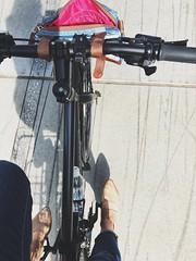 291/365 (moke076) Tags: bike bicycle portrait me self cycling shoes looking down sidewalk riding custom selfie bespoke pocampo sevillasmith oneaday project 365 2019 project365 365project mobile cellphone cell photoaday iphone