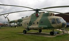 Mi-8 | 909 | Hermeskeil | 20060811 (Wally.H) Tags: mil mi8 909 eastgermanyairforce luftstreitkräftedernva hermeskeil