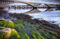 (plot19) Tags: north northern national new northumberland berwick upon tweed england uk britain love light landscape bridge rocks water river plot19 photography sony rx100