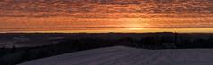 Special sunrise (Petr Vodak) Tags: bludný morava sunrise vychodslunce východslunce winter zima snow snih sníh
