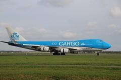 PH-CKA 747-406F AMS 2019-10-19 (5) (Michael Huising) Tags: aviation planespotting eham ams schiphol polderbaan taxiway klm royaldutchairlines boeing dreamliner 737 747 777 787 airbus a330 embraer queenoftheskies