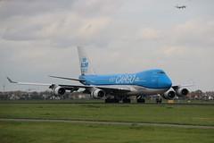 PH-CKA 747-406F AMS 2019-10-19 (1) (Michael Huising) Tags: aviation planespotting eham ams schiphol polderbaan taxiway klm royaldutchairlines boeing dreamliner 737 747 777 787 airbus a330 embraer queenoftheskies
