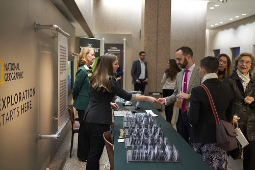 President's Alumni Welcome Event in Washington, D.C., October 2019
