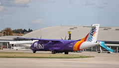 G-ISLK ATR 72-500 Flybe operated by Blue Islands (lee_klass) Tags: gislk 2xajq xyajq iadls fwqmb atr72 atr atr72500 at75 blueislands bci si aviation aviationphotography aviationspotter aviationenthusiast aviationawards aircraft prop aircraftphotography aircraftspotting airliner propliner twinturboprop airplane turboprop canon canonaviation canoneos750d canonef75300mmf456 londonsouthendairport sen egmc southendairport southend england essex unitedkingdom plane planespotting gci egjb guernseyairport guernsey transport airtransport travel airtravel vehicle