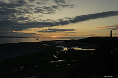 Ffontygari Bay (akatsoulis) Tags: wales southwales nikondx d5300 nikon alexkatsoulis outdoors exploring landscape sunset waterscape bristolchannel clouds cloudscape postcards walescoastpath