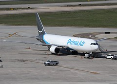 Prime Air                                         Boeing 767                             N311AZ (Flame1958) Tags: primeair primeairb767 boeing767 boeing b767 767 b767f 767f boeing767freighter tpa ktpa tampaairport 240219 0219 2019 99782 amazon vhogk qantas n380cm amazonprimeair airtransportinternational ati