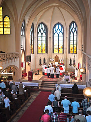 Pfingstsonntag_11_P_568b (institut_st_philipp_neri_berlin) Tags: catholic catholique christen christentum church religion kerk berlin katholisch eglise ritual feiertag jesu jesus christus 2019 liturgie levitenamt stafra pfingsten pfingstsonntag heiligergeist pfingstoktav pfingstsequenz venisanctespiritus
