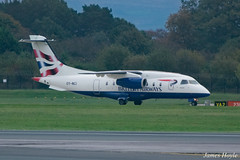 Sun Air OY-NCI Dornier 328 at Manchester Airport 22-10-19 (JH Aviation and Railway Photography) Tags: airliner airport aircraft aviation airways airlines aviationviewingpark avp egcc manchester manchesterairport southside jetliner jet jets