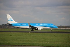 PH-EXJ AMS 2019-10-19 (3) (Michael Huising) Tags: aviation planespotting eham ams schiphol polderbaan taxiway klm royaldutchairlines boeing dreamliner 737 747 777 787 airbus a330 embraer queenoftheskies