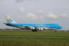 PH-CKA 747-406F AMS 2019-10-19 (8) (Michael Huising) Tags: aviation planespotting eham ams schiphol polderbaan taxiway klm royaldutchairlines boeing dreamliner 737 747 777 787 airbus a330 embraer queenoftheskies