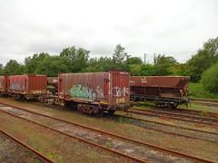 Walton Old Junction Yard (ee20213) Tags: waltonoldjunctionyard ews ukrailtours disusedrailways thecurveyweaver wcml warrington