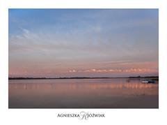 "Before the Sunset (smoothna) Tags: sunset skyporn water lake landscape smoothna ""cloudsstormssunsetssunrises"" poland sigma1020mm d90"
