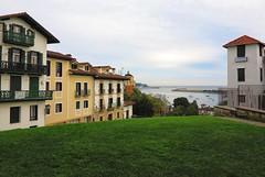 Vistas a la bahía (eitb.eus) Tags: eitbcom 16599 g1 tiemponaturaleza tiempon2019 costa gipuzkoa hondarribia josemariavega