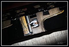 Keys and hands (leodamico77) Tags: pianoforte pianist piano canon theatre chord perspective above instrument strumento musica music stage palco canonef135mmf2lusm vercelli viotti piemonte piedmont