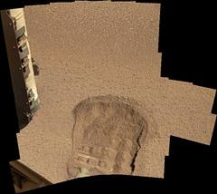 MSL Sol 2559 - MastCam (MAST_LEFT) (Kevin M. Gill) Tags: mars marssciencelaboratory msl curiosity rover mastcam jpl nasa planetary science astronomy space