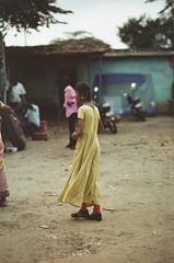 (Jerry501) Tags: travel portrait india film girl analog 85mm roadtrip nikonf4 expired kodakfarbwelt100