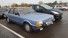 1985 Ford Granada 2.8 Ghia IX Auto
