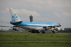 PH-CKA 747-406F AMS 2019-10-19 (14) (Michael Huising) Tags: aviation planespotting eham ams schiphol polderbaan taxiway klm royaldutchairlines boeing dreamliner 737 747 777 787 airbus a330 embraer queenoftheskies