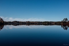 Quiet Lake (Paal Lunde) Tags: lake eagles nest ely minnesota mirror reflection water meets land canon 24mm f28 paallunde paallundecom paal lunde photography travel