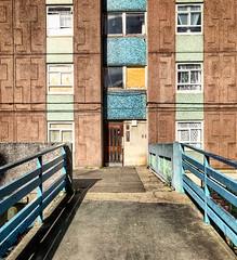 Flats - Kilburn (Flamenco Sun) Tags: kilburn socialhousing london flats council