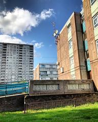 Social housing - Kilburn (Flamenco Sun) Tags: socialhousing flats london
